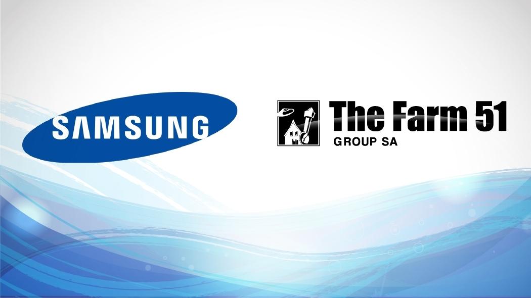 Samsung and The Farm 51 announce a VR revolution