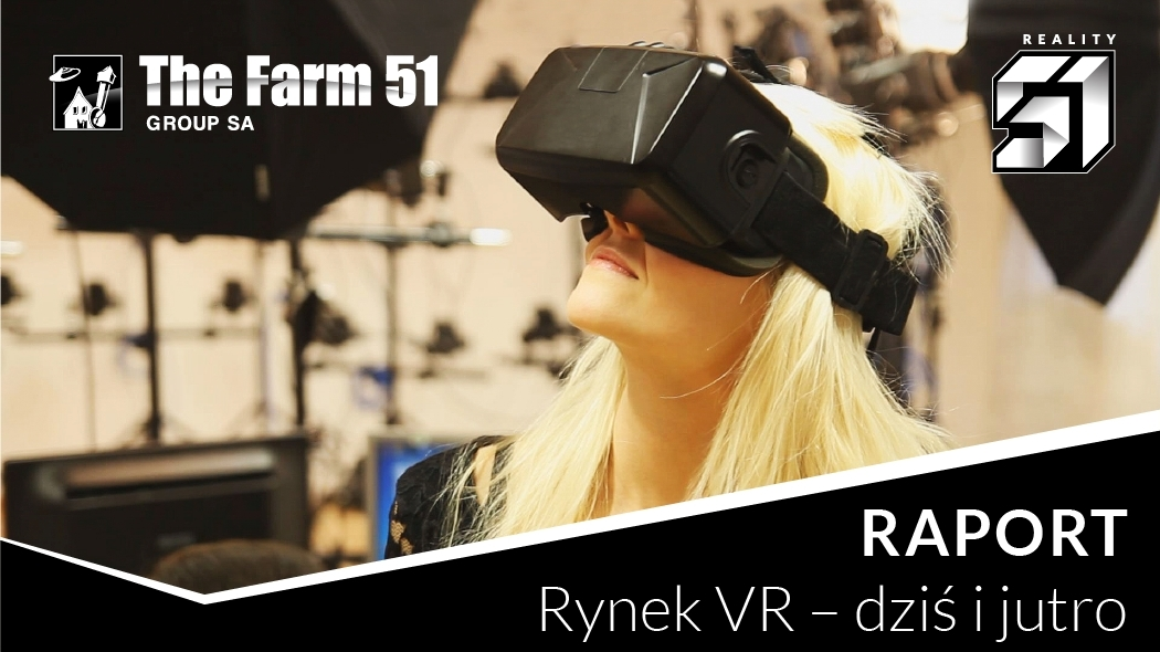 The Farm 51 publishes a report on the condition of the VR market