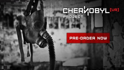 Chernobyl VR Project - pre-order now!