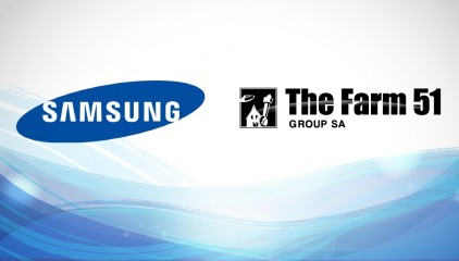 Samsung and The Farm 51 announce a VR revolution
