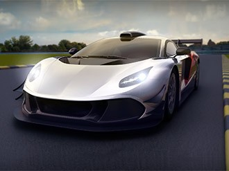 Arrinera Hussarya GT Super Car [VR]