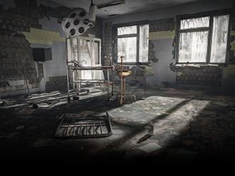 Chernobyl VR Project [VR]