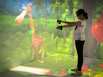 Cave 3D - Rehabilitation [VR]